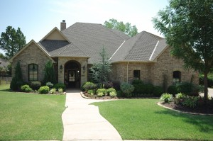 Amazing curb appeal in north edmond