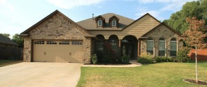 Stonebriar addition at Danforth & Western Edmond Oklahoma