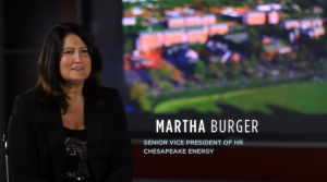 Martha Burger Chesapeake Energy HR