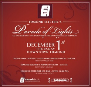 Edmond Electric Parade of Lights