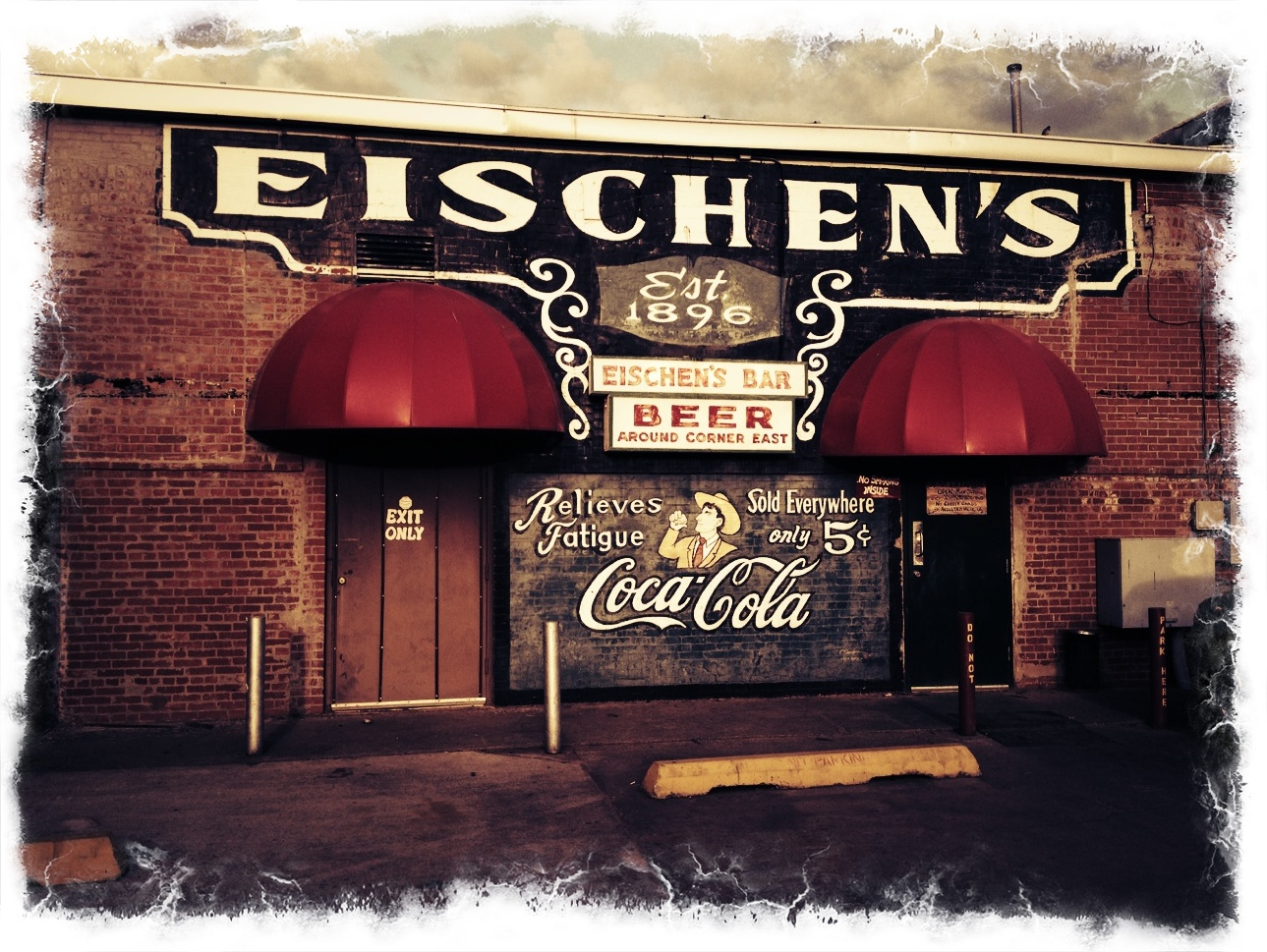 Eischen's Bar Oldest in Oklahoma