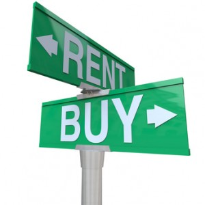 Is renting better than buying a house?