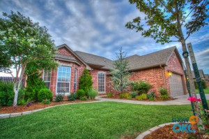 Edmond Oklahoma Woodvine neighborhood