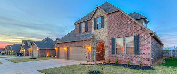 Under Contract in Just 9 Days – 2325 NW 156th St – Edmond, OK – Robin Ridge