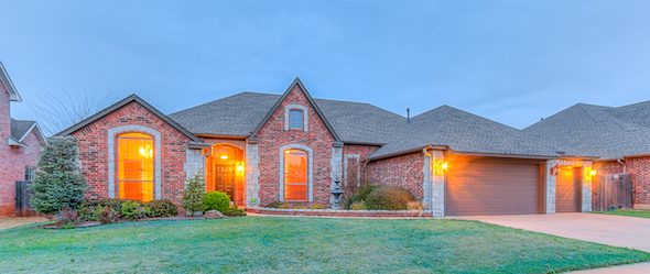 9313 SW 28th St - Mustang, OK - Westbrooke Estates